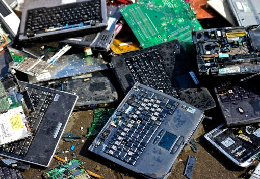 Now we can Turn E-waste into Dust