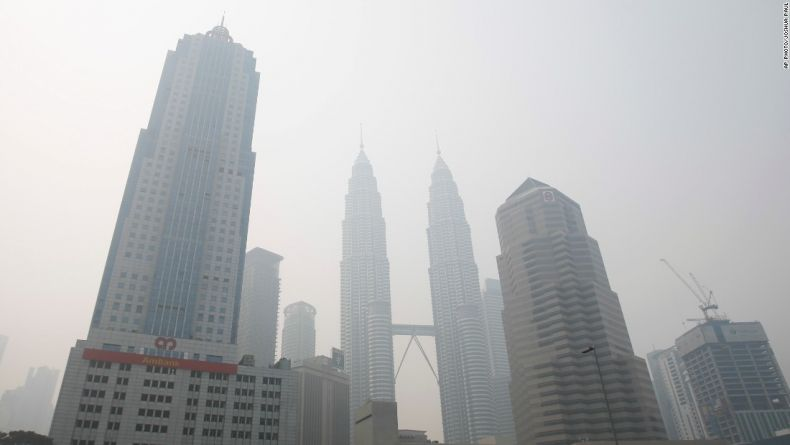 Wan Junaidi: No Haze this Year