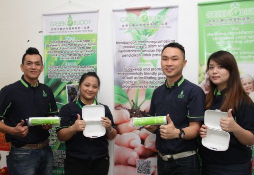 Going all Biodegradable in Sabah
