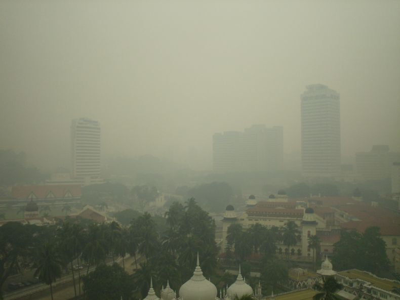Malaysia 'can help' Indonesia tackle Forest Fires