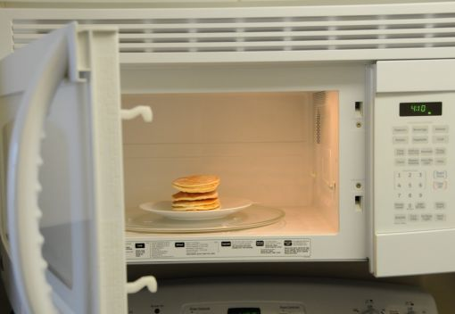 Microwaves are a Threat to the Climate
