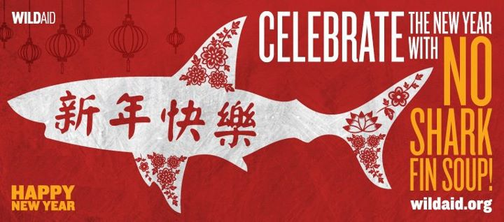 Let's make Chinese New Year Greener: Say No to Shark Fins