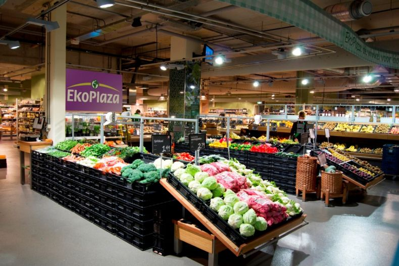 A Dutch Supermarket goes Plastic-Free