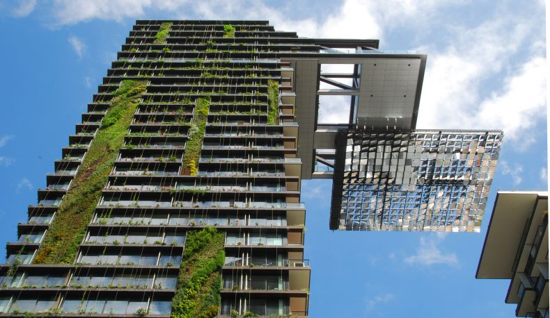 Green Buildings are 'on the Up'