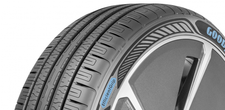 A US Manufacturer has Designed cool new Green Tires for Electric Vehicles